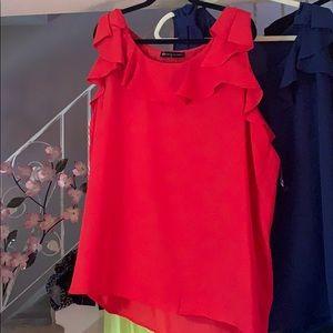2x Bundle Fashion to Figure Blouse